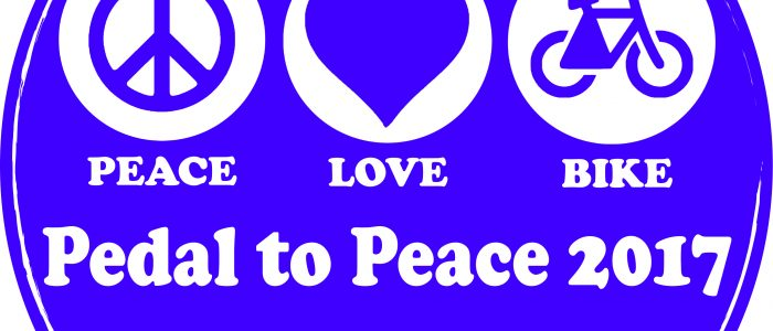 October 14 – Pedal to Peace, a non-competitive bike ride on the Katy Trail for domestic abuse awareness and support
