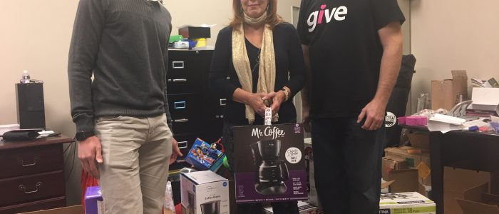 Microsoft Giving Tree Supports ALIVE in St. Louis