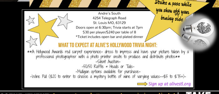 ALIVE STL Hollywood Trivia 021619
