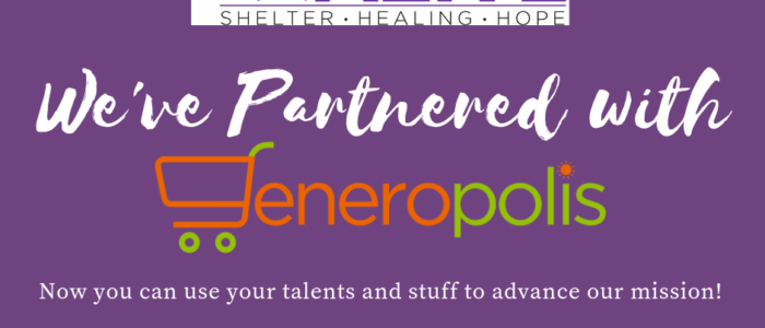 We've Partnered with Generopolis – ALIVE – FB