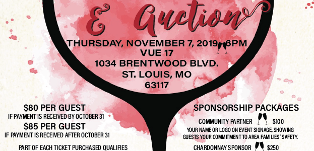 ALIVE's Wine Tasting and Auction